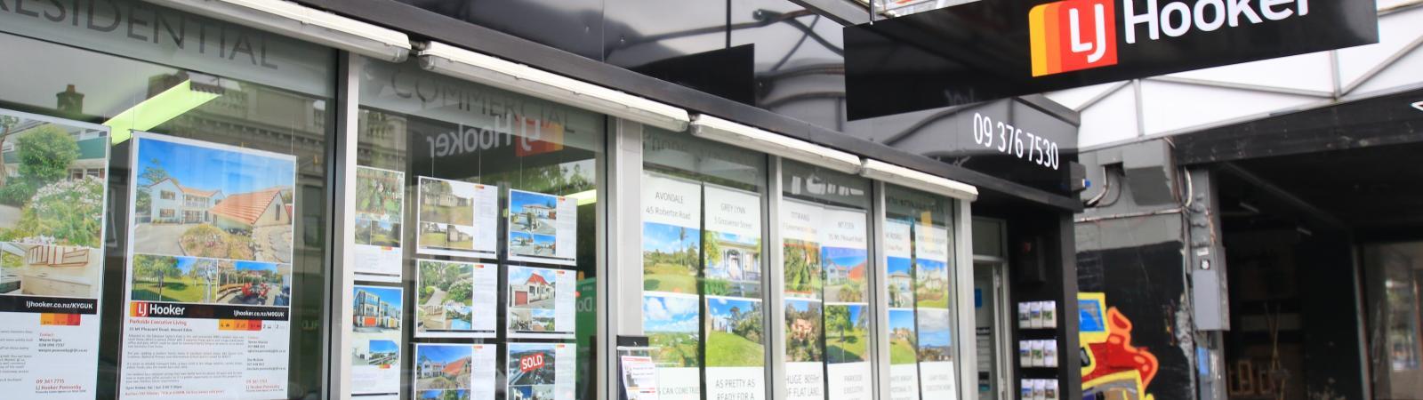 LJ Hooker Ponsonby office street view image